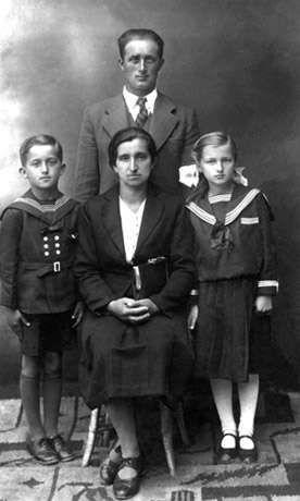 Familie Anton Bruna