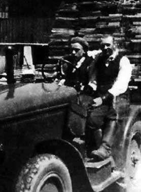 Franz Exner und Franz Krehky
