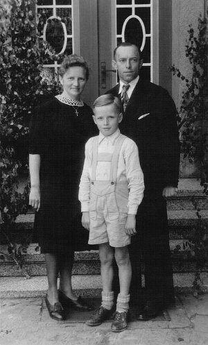 Familie Franz Neumann