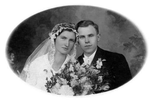 Hochzeit 1937