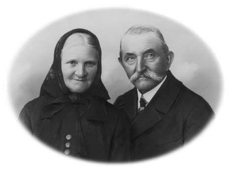 Franziska & Ernst Saliger