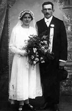 Hochzeit 1924
