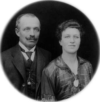 Johann & Marie Krause
