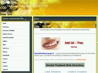 Dental Thailand directory