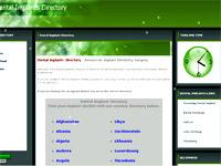 Dental Implants World directory