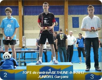 Berck tennis de table accueil - Ligue du nord pas de calais de tennis de table ...