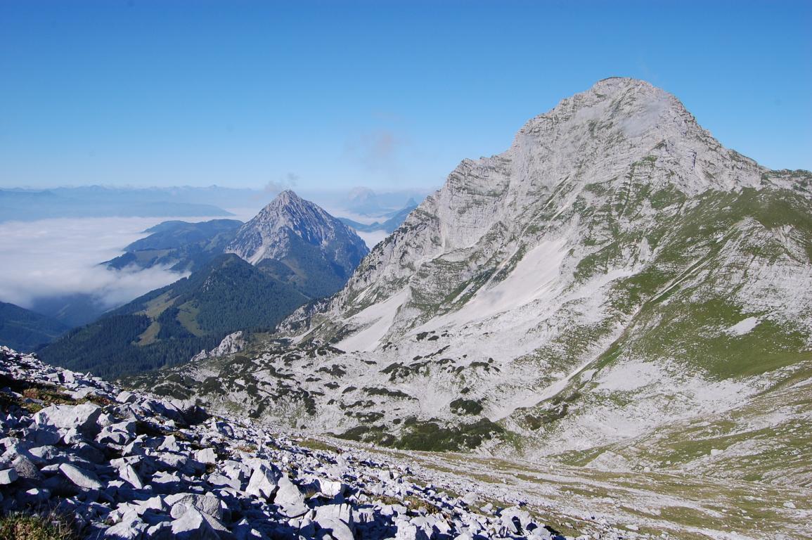 bergfex und seine touren home blick vom ebenstein nach osten