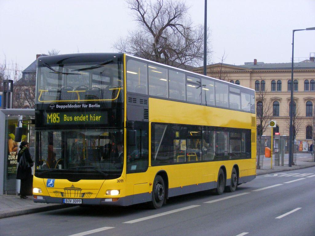 Berlin Omnibus Man Dl04