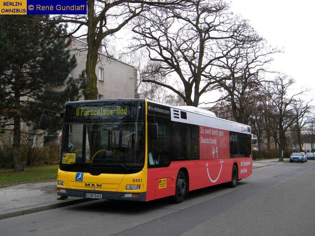 Berlin Omnibus Dr Hermann