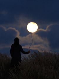 Luftballon Bild