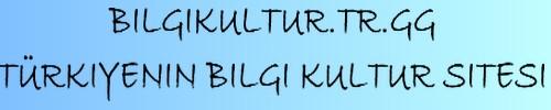 Bilgi Kültür