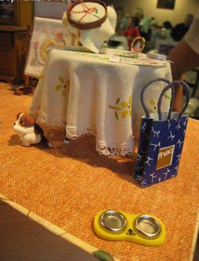 mesa de bordar