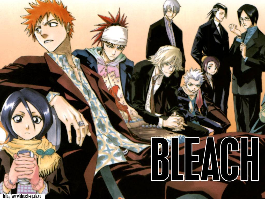 Bleach Charaktere