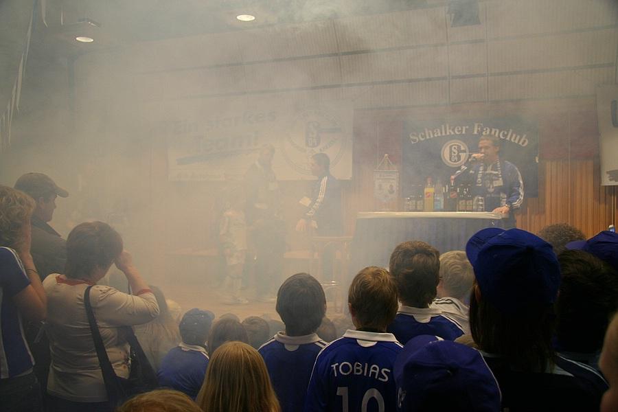 Blue Hell Schalke