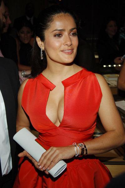 super sexy actress   salma hayek