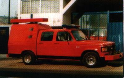 camioneta de transporte TR