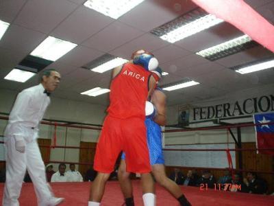 Federacin espaola de Boxeo