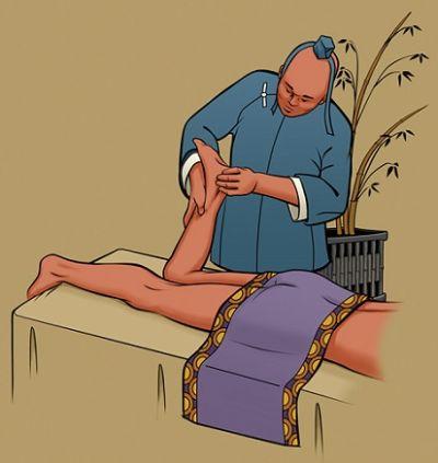 masaje tradicional chino Tui Na