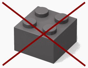 PDF Instructions ringlokschuppen//Roundhouse pièce unique MOC custom pour Lego © pierres