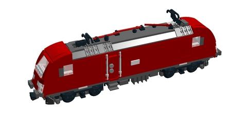 Bricks on Rails / DB Taurus