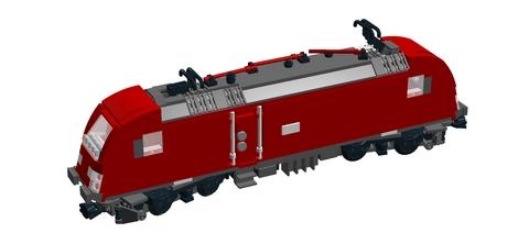 Bricks on Rails / DB BR182