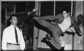 Bruce Lee w serialu Marlowe (1969)