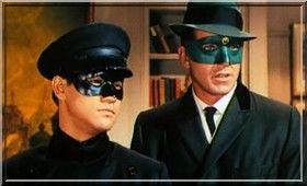 Zielony Szerszeń (1966)