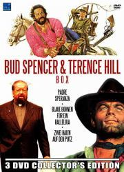 Spencer-Hill Fanpage - DVD Boxen