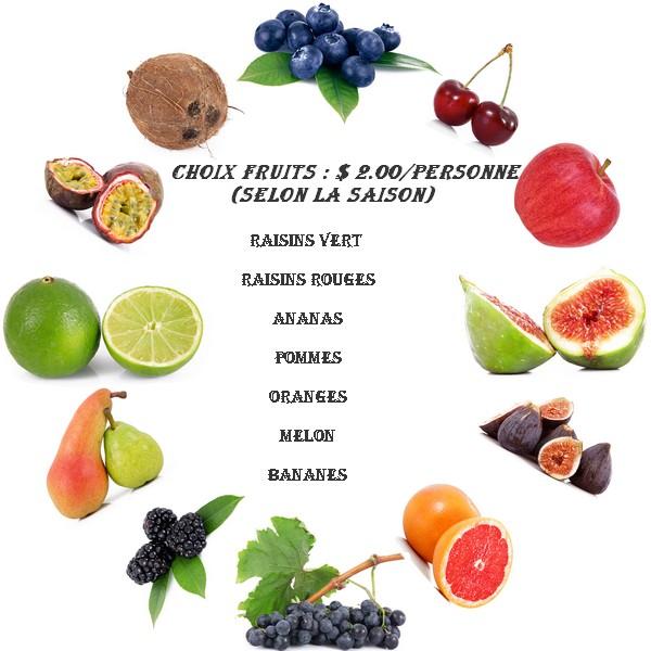 menufruits