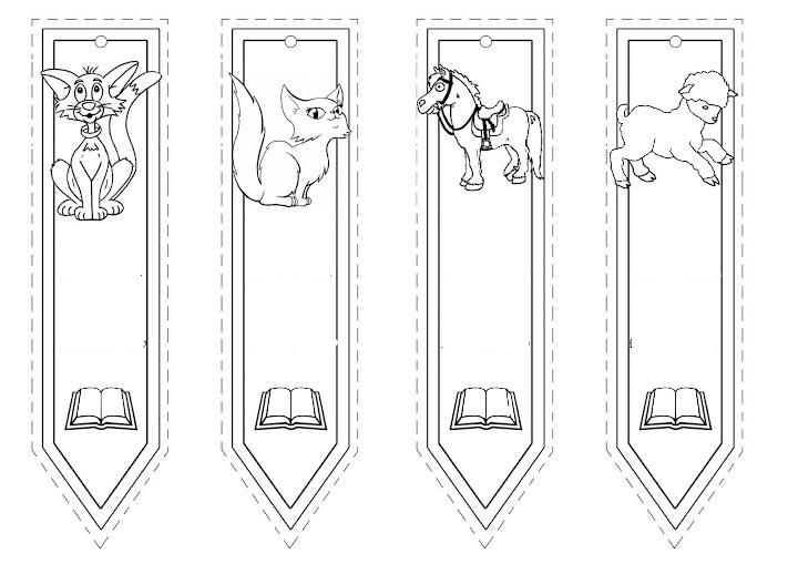 lesezeichen basteln vorlagen lesezeichen pdf diese. Black Bedroom Furniture Sets. Home Design Ideas