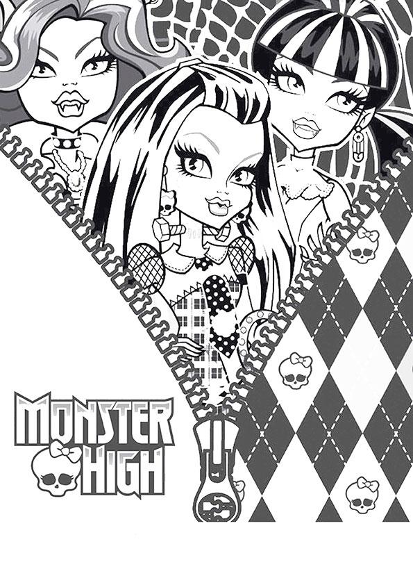 Dreamland - Monster High