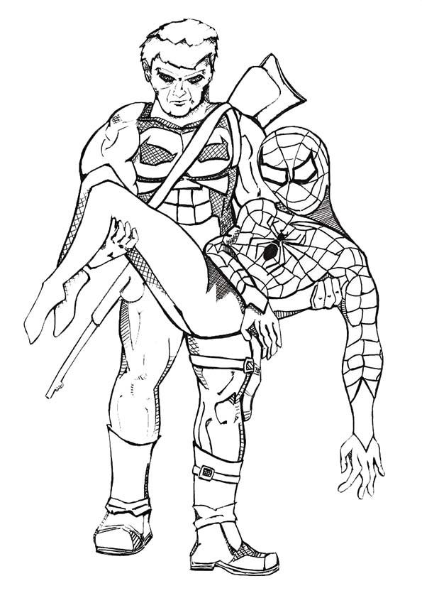 dreamland  spiderman