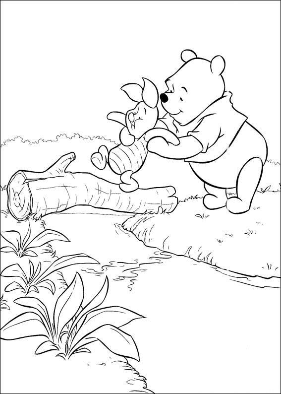 Erfreut Druckbare Malvorlagen Winnie The Pooh Ideen - Ideen färben ...