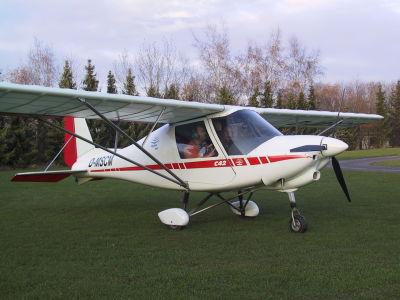 Ultraleicht Flugzeugtypen Kompass
