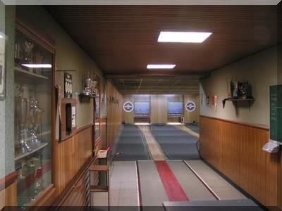 Bahn 2 und 3 in der Gaststätte Meider Hof