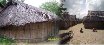 Casas tipicas