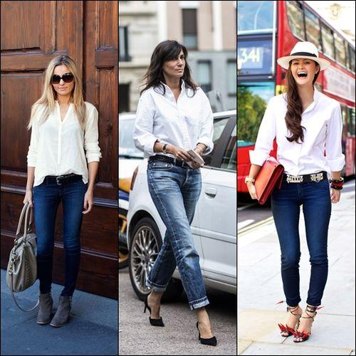 Bí quyết mặc đẹp cho bạn nữ từ các fashionista