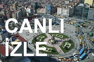 İSTANBUL'U CANLI İZLE