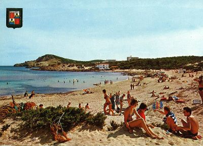 Strand cala ratjada fkk Balearen :