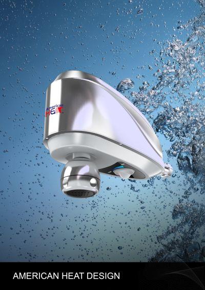 calentadores de agua sin tanque duchas termicas
