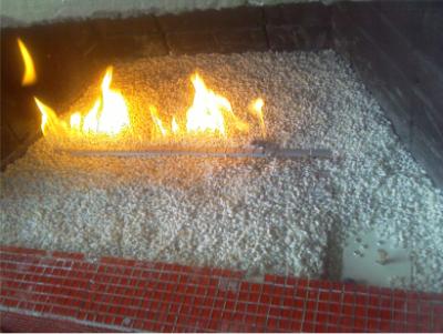 Calory chimeneas a gas - Chimenea de gas natural ...