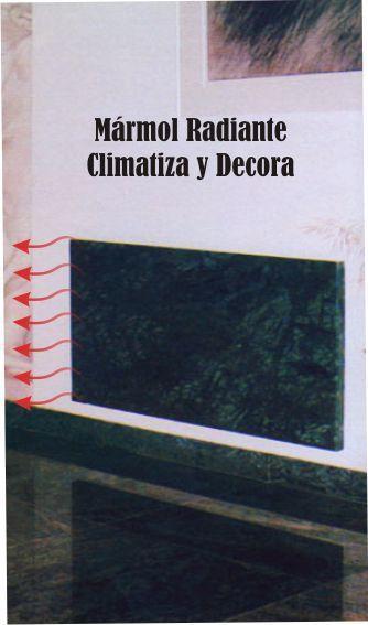 Calory calefacci n en placas de marmol - Placas ceramicas calefaccion ...
