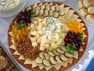 Canap s lounge tabla de quesos - Platos gourmet economicos ...