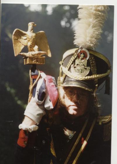 Adjutant Fleury
