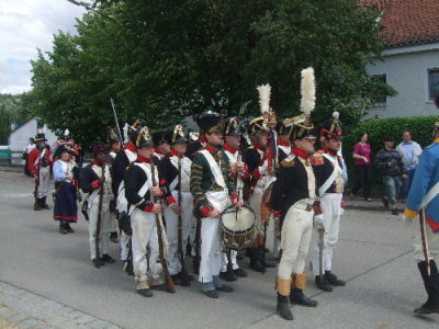 21eme Regiment Eggmuhl 2009