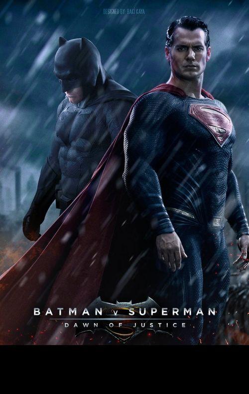 Batman vs Superman: Adalet şafağında: aktörler ve roller