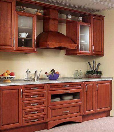 Carpinteria dikran modelo de cocina empotrada - Modelos de azulejos para cocina ...