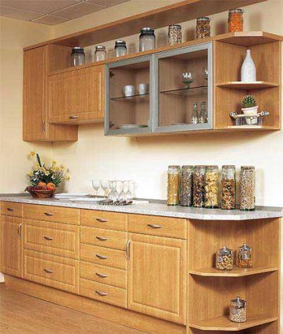 Carpinteria dikran modelo de cocina empotrada Muebles de cocina xey modelo alpina