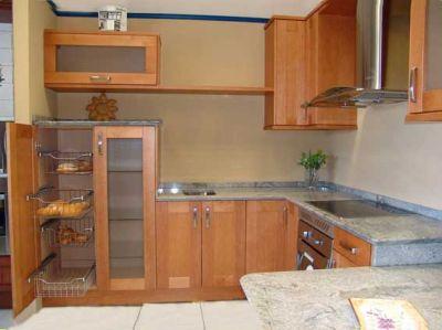 Carpinteria dikran modelo de cocina empotrada - Cocinas modernas sencillas ...