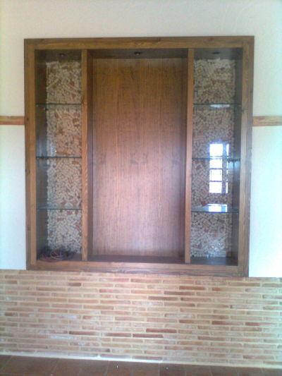 Carpinteria de madera cavas y bodegas for Carpinteria en madera